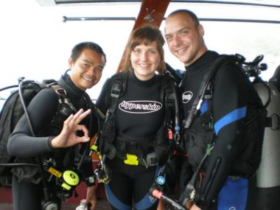 Sailing Club Divers Vietnam | PADI Dive Center Nha TRang PADI Open Water Course