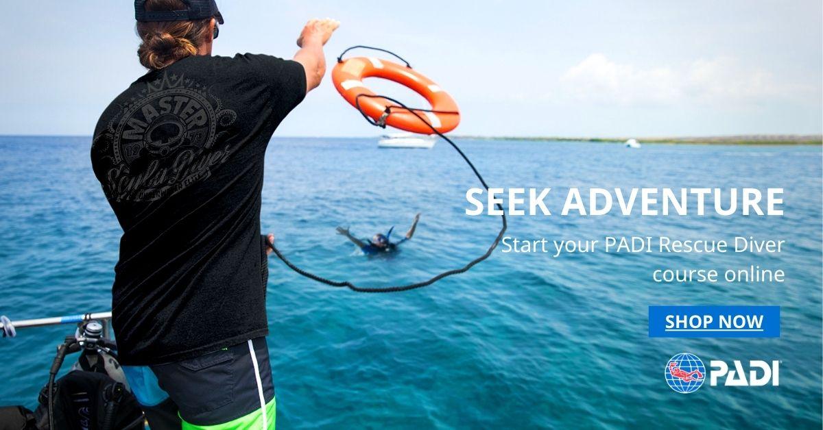 Sailing Club Divers Nha Trang PADI Scuba Diving Center ONLINE Learning PADI Rescue Diver Nha Trang Vietnam