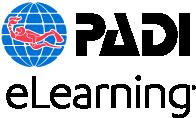 Nha Trang Scuba Diving Courses Vietnam PADI_eLearning_logo