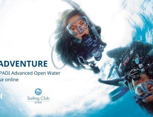 PADI eLearning Advanced Water Course