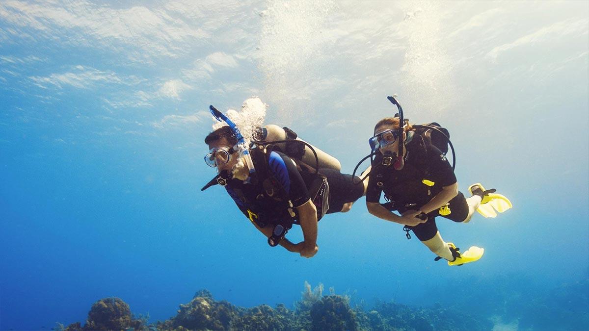 PADI eLearning Nha Trang Sailing Club Divers - Scuba Diver Course