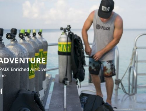 PADI eLearning Enriched Air Diver
